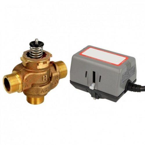 Three way valve